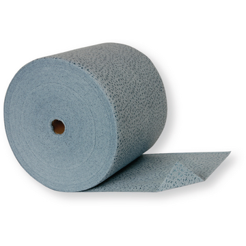 Special fleece cleaning cloth, Blue 38x30 500 sheets roll